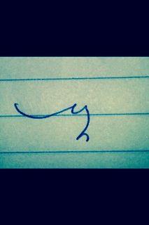 """I love you"" shorthand   Love yourself tattoo, Love words ..."
