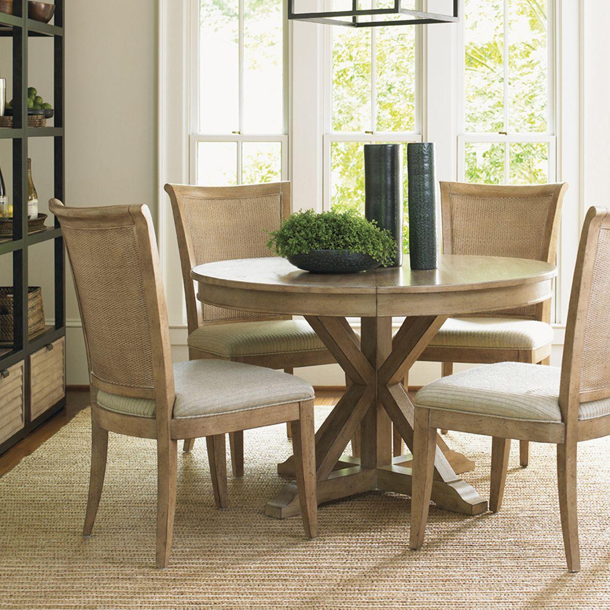 Casual Dining Table Decor: Lexington Monterey Sands San Marcos Dining Table 830-870C