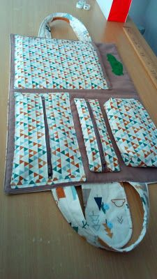 Couture de loisirs: sacs d'artistes pour enfants   – Sewing