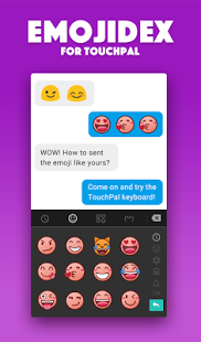 Emojidex For Touchpal Plugin Download From Our Apps Store Androidworldstore Application Android App Play App