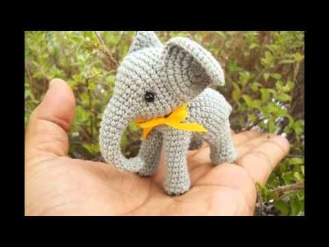 Dino Bebé Amigurumi Tutorial Youtube Crochet Video Pinterest