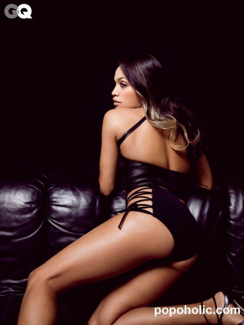 panties Hot Rosario Dawson naked photo 2017