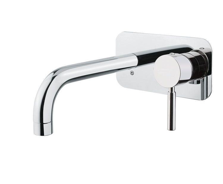Unterputz Waschtischarmatur OXO mit Chromblende Badezimmer Pinterest