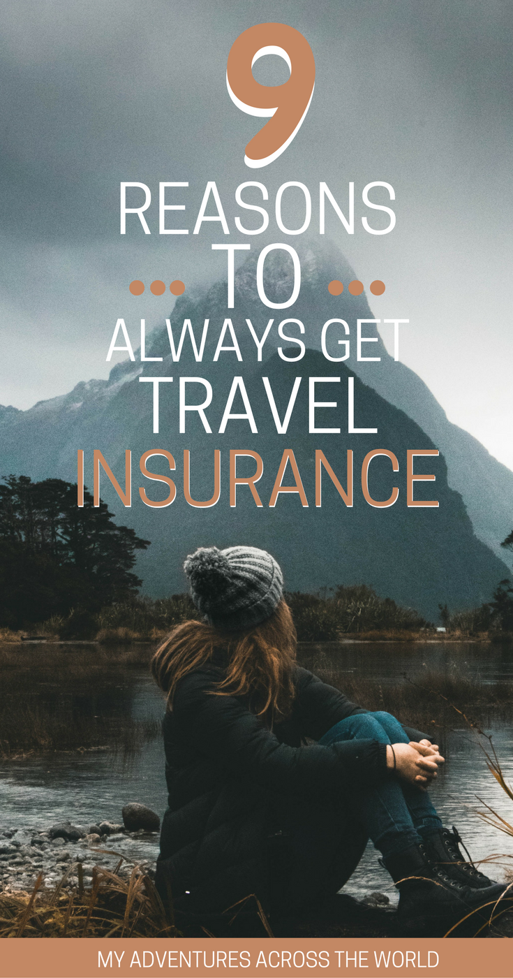 Ten Reasons I Always Get Travel Insurance With Images Travel