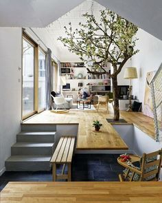 #inspiração para uma sala aconchegante. Pinterest:  http://ift.tt/1Yn40ab http://ift.tt/1oztIs0 |Imagem não autoral|