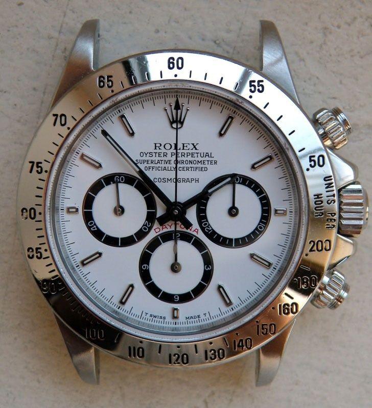 Rolex - Rolex Daytona 16520 - causing Rolexmania