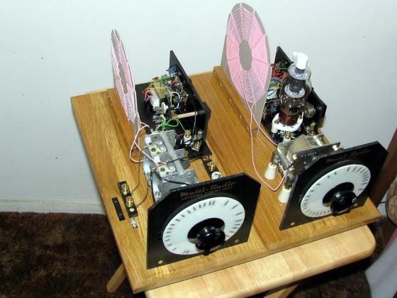 The Schmarder Multi Radio