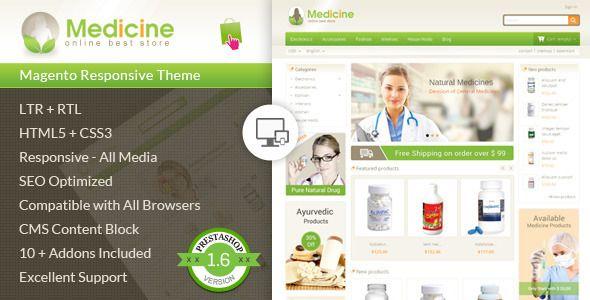 Medicine pharmacy prestashop theme pharmacy template and medicine pharmacy prestashop theme maxwellsz