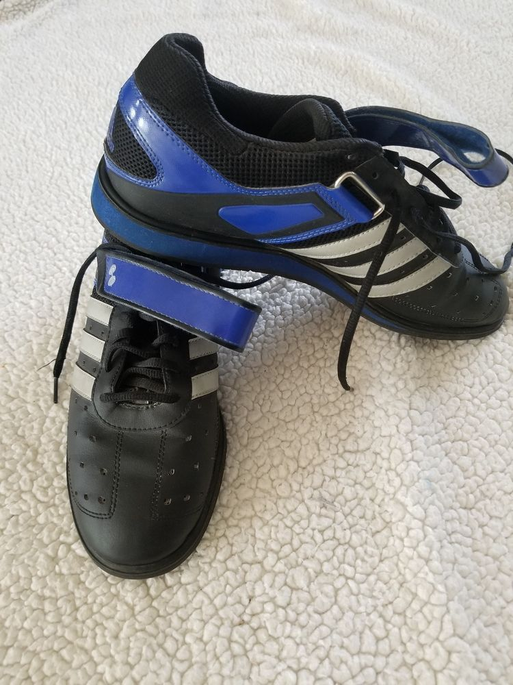 adidas weightlifting shoes size 11