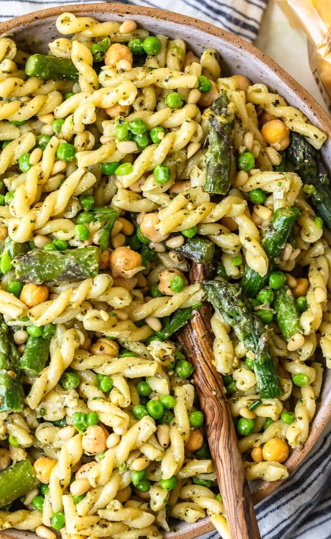 Photo of Green Goddess Pasta Salad Recipe – The Cookie Rookie®