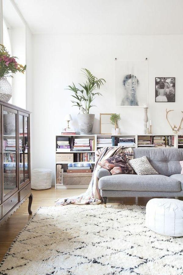 Pin von Desiree Barrentine auf house interior Pinterest Sofas - wohnzimmer grau deko