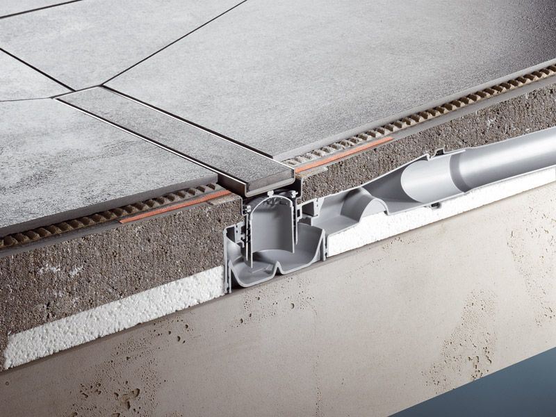Low Profile Advantix Top By Viega Italia Pit For Drainage System