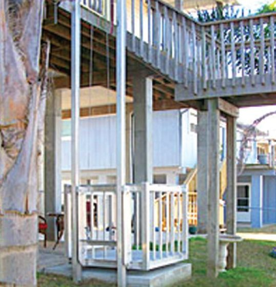 Outer banks elevator serving eastern nc for over 23 for Beach butler elevator