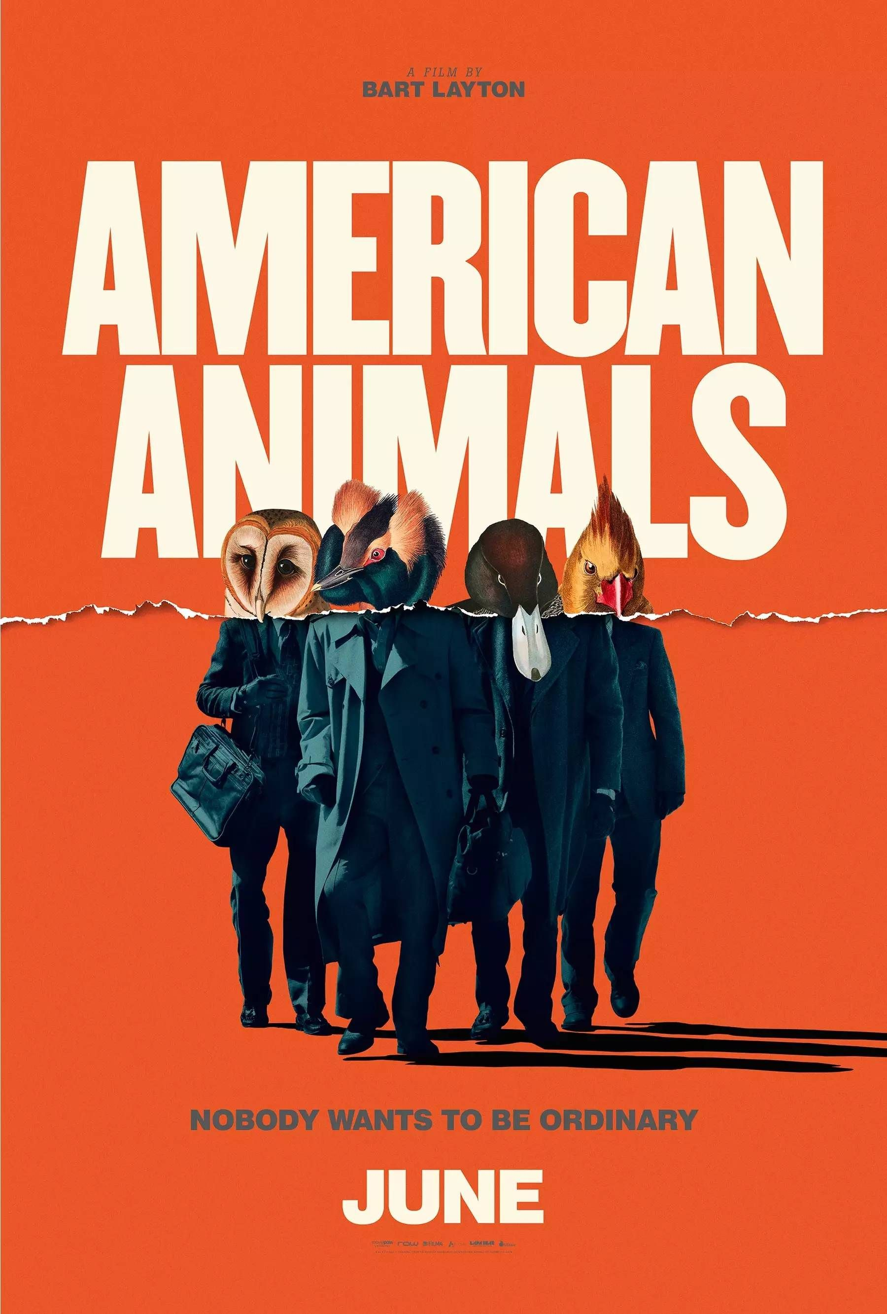 First Poster American Animals