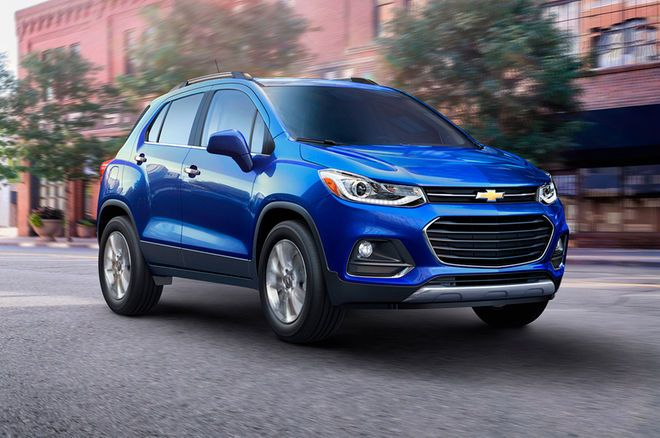 2018 Chevrolet Trax Redline Hardly Helps It Chevrolet Trax Chevrolet Trax