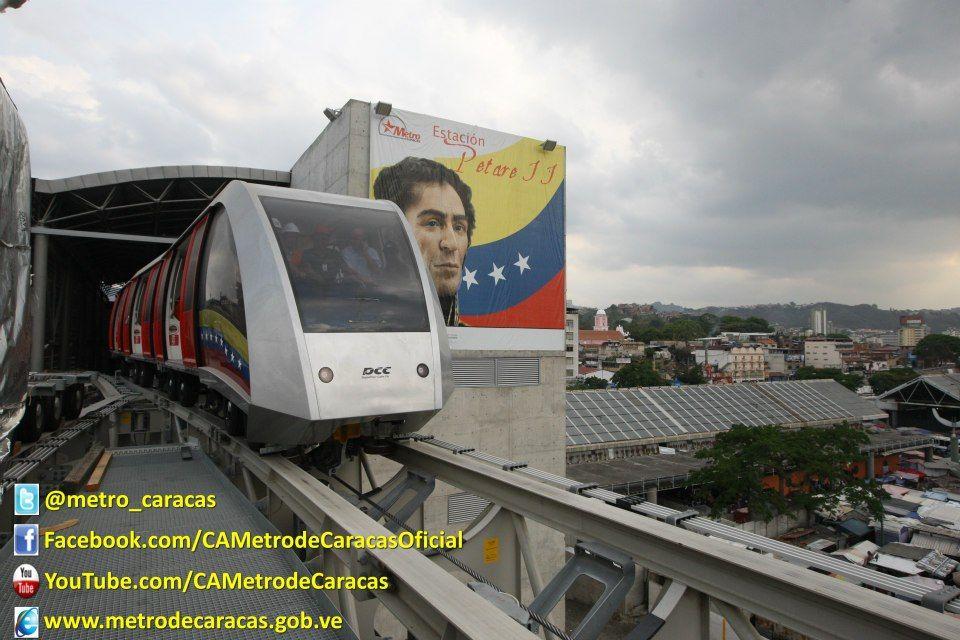 Cabletren | CableTren Bolivariano de Petare | Caracas | E/C - Page 94 - SkyscraperCity