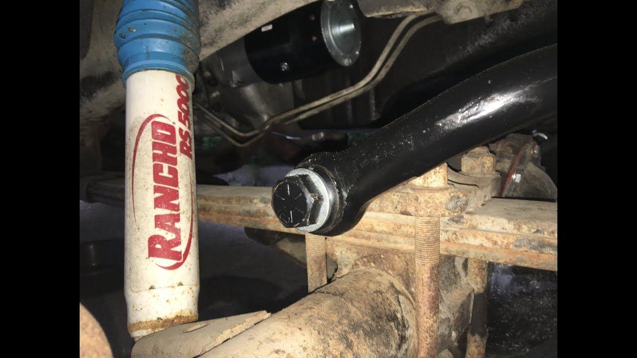 How To Rebuild A Stabilizer Bar 1973 87 Chevy Gmc Gmc Chevy Rebuild