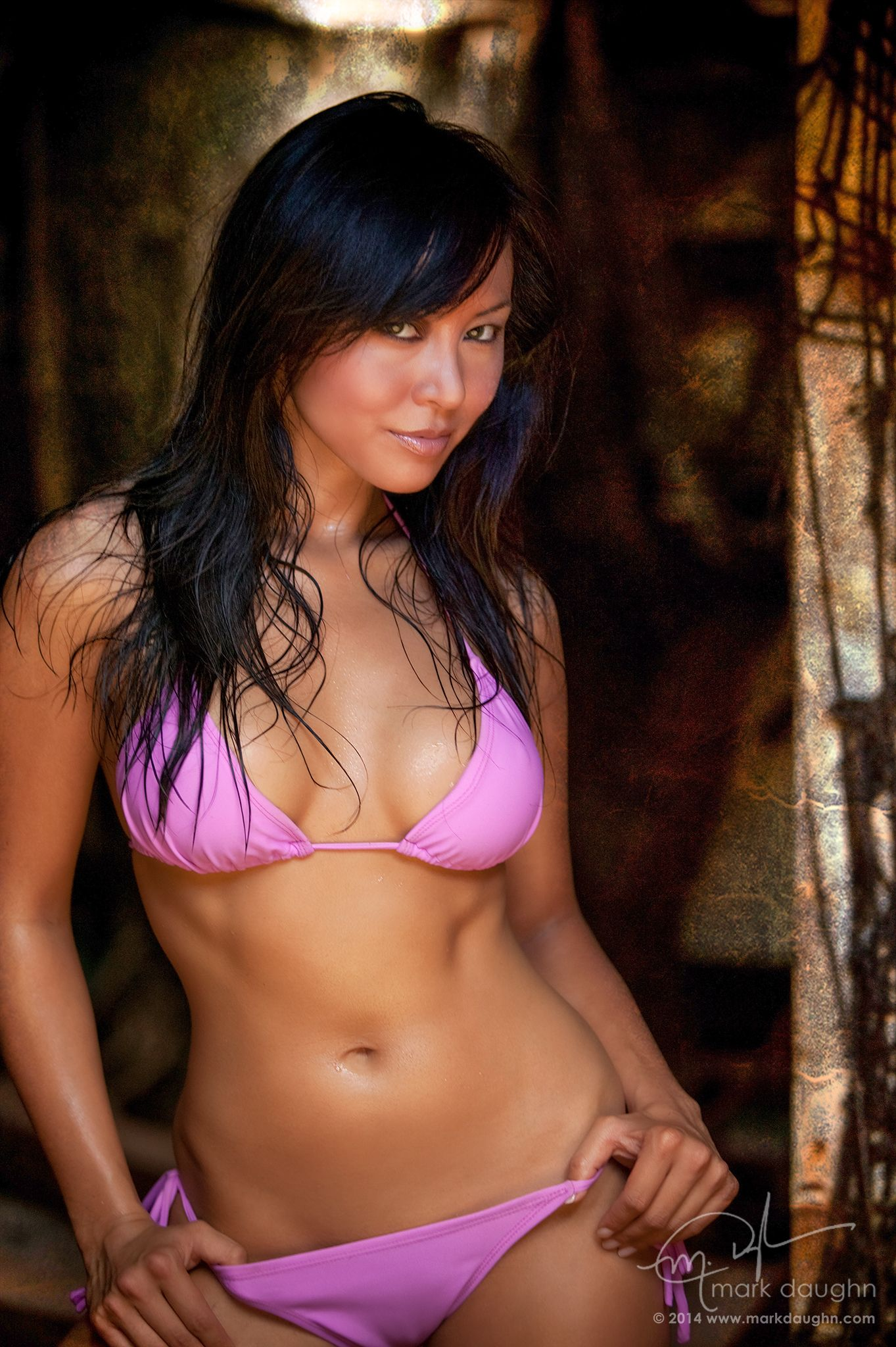 Christine nguyen bikini girls