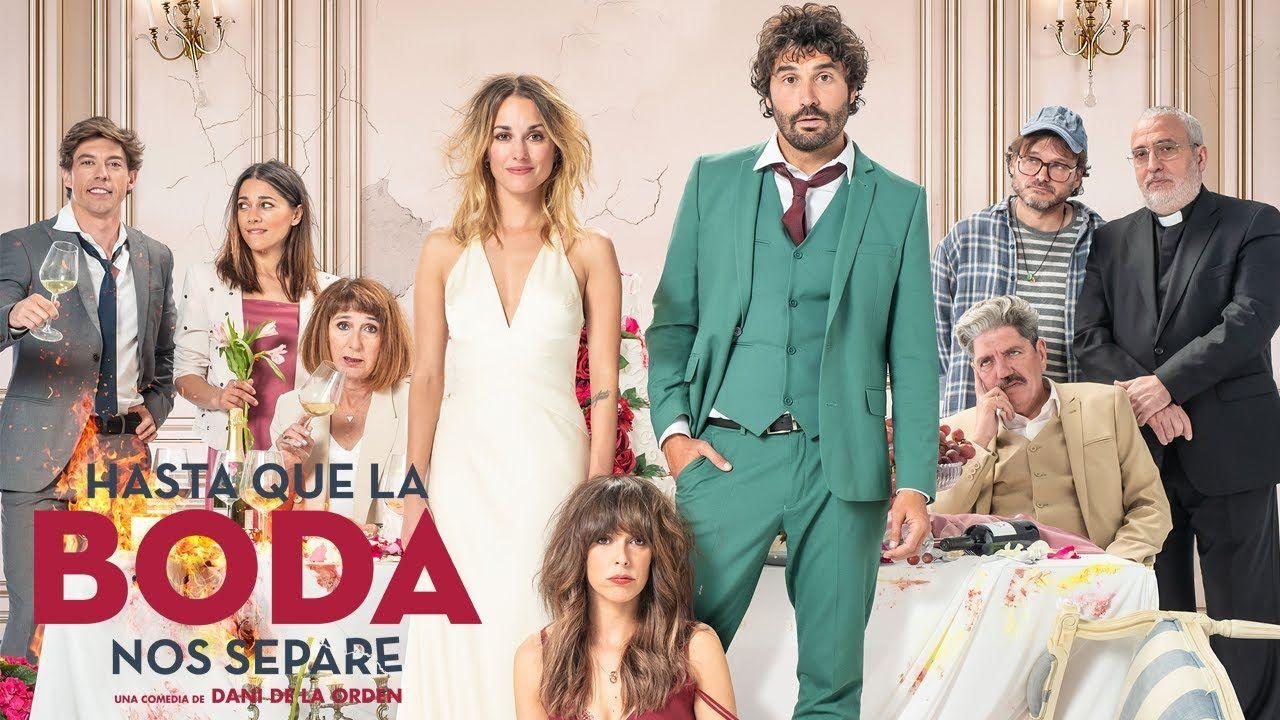 Trailer Hasta Que La Boda Nos Separe Boda Tráiler Comedia