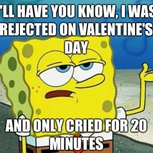Valentineu0027s Day Spongebob Meme