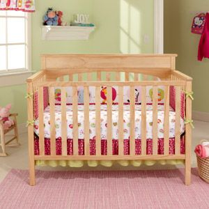 Graco Lauren Convertible Crib & Special Savings on Coordinating Nursery Items