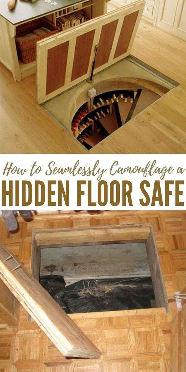 Hidden floor safe Concealed Floor How To Seamlessly Camouflage Hidden Floor Safe Concealment Is Everything When It Comes To Preparedness Concealment Is Always Great Option Pinterest How To Seamlessly Camouflage Hidden Floor Safe Simple Basic And