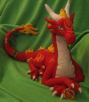 Kindle Plush By Dragoncid Plush Dragon Spyro And Cynder