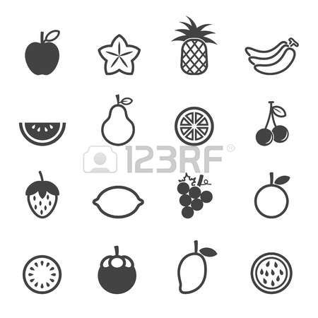 Image result for fruit clip art