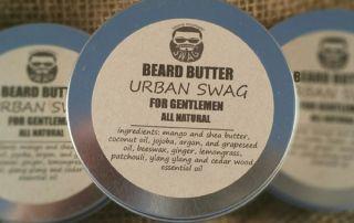 NATURAL MIXOLOGIST – BEARD BUTTER