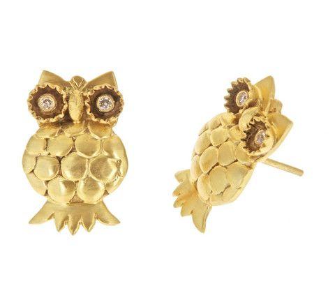 Owl Stud