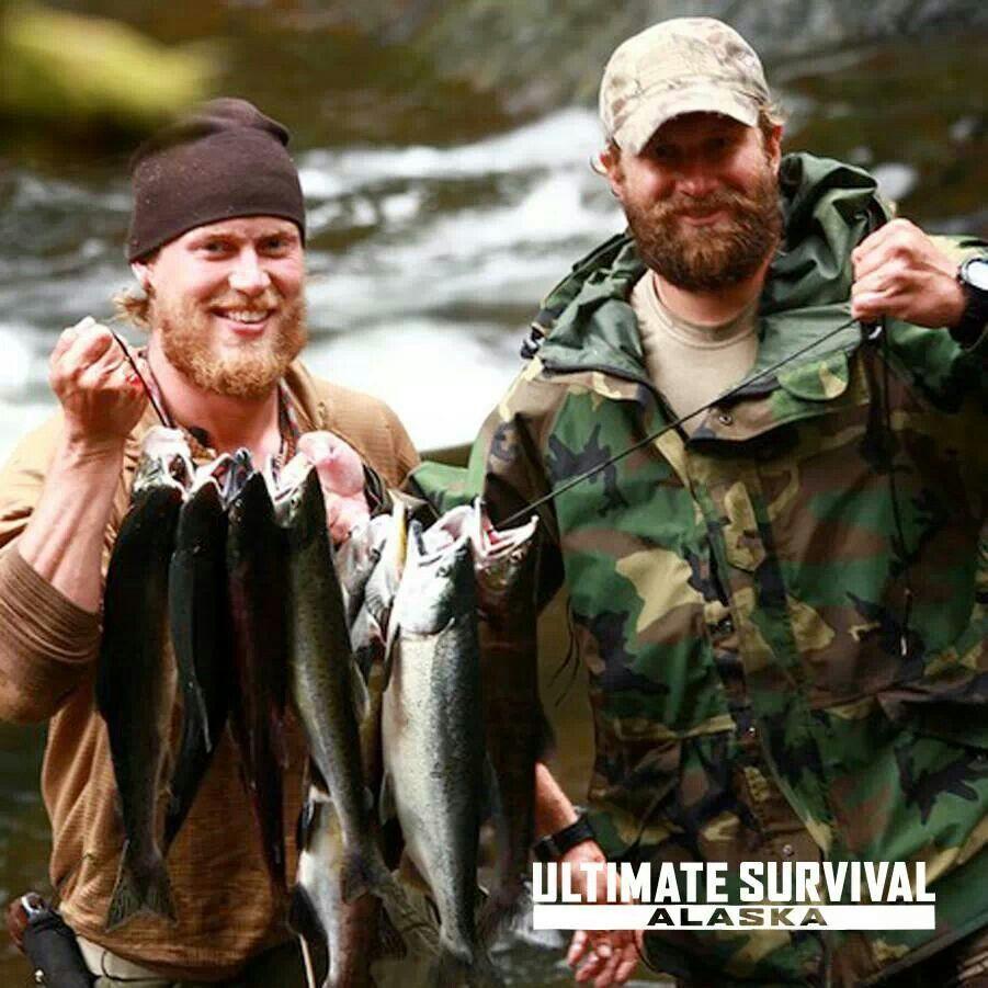 """""""Team Military""""....YUM! Ultimate Survival Alaska"""