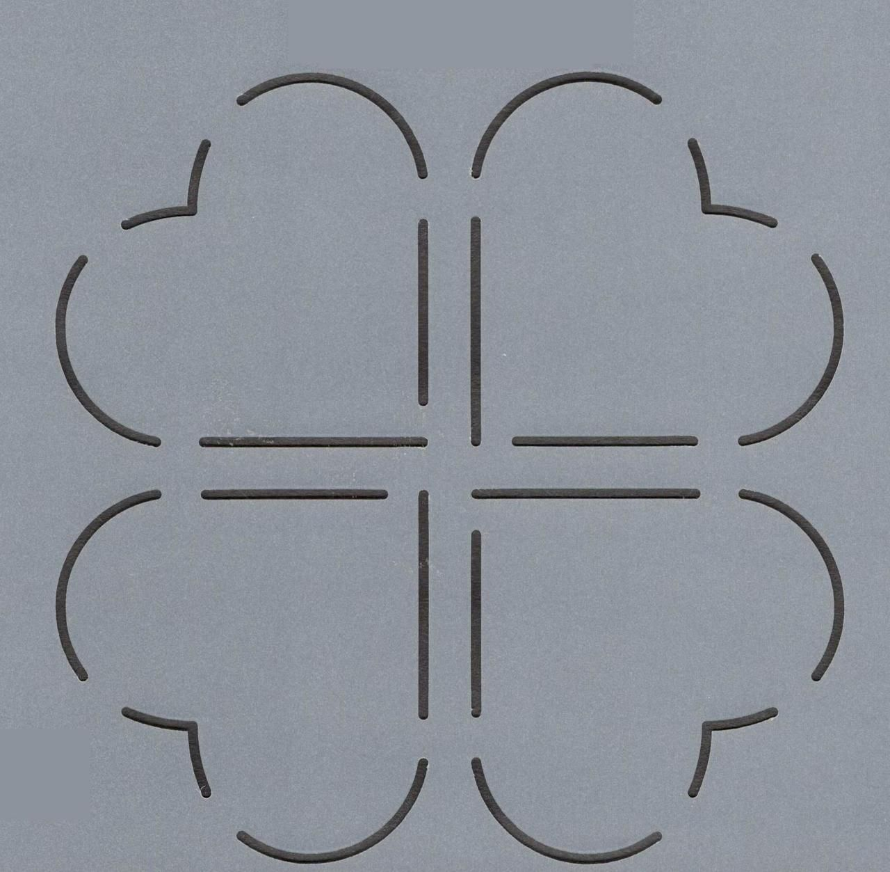 Heart Square 5\