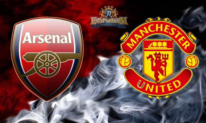 Fakta Manchester United Vs Arsenal Tuntas Tanpa Pemenang