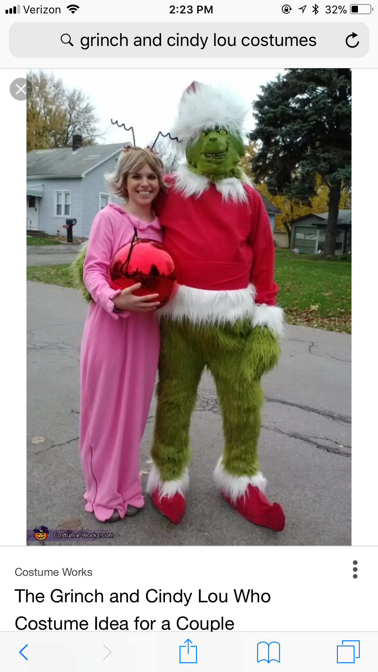 Pin by Eileen Hanson on Costumes Grinch costumes