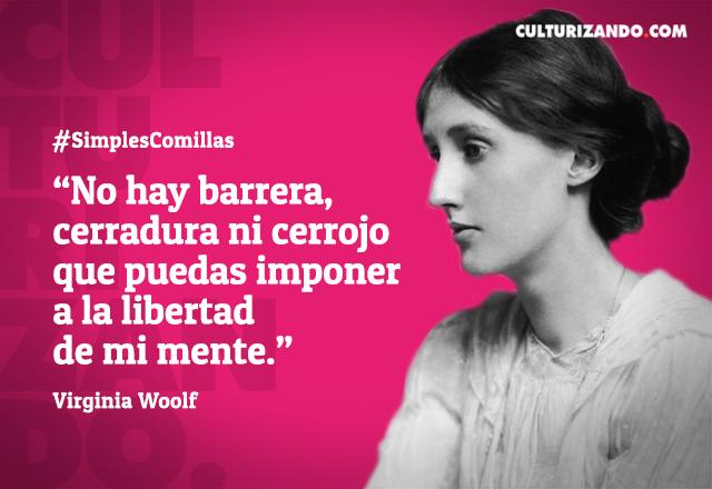 Quién Fue Virginia Woolf Frases Culturizandocom