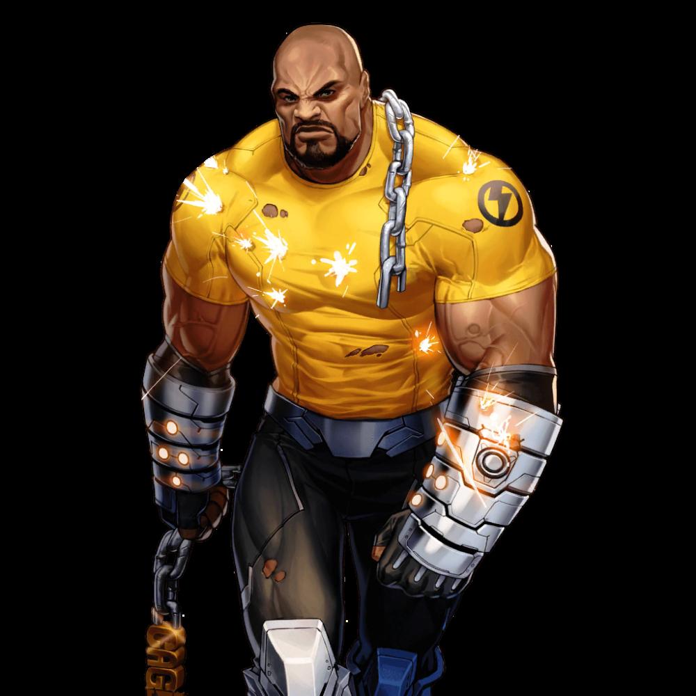 Sprite Rip Marvel Battle Lines Luke Cage By Z Ero7 Sprites On Deviantart Luke Cage Comics Luke Cage Marvel Luke Cage