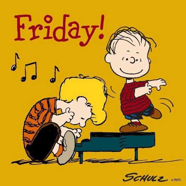 Awesome Funny Friday Quotes: Charlie Brown Friday Image Pictures, Photos, And Images