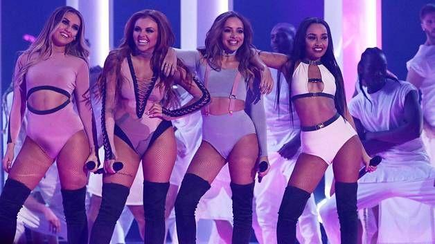 """Fanit tyrmistyivät Little Mix -yhtyeen videosta: Muokattiinko uhkean laulajan kurvit pienemmäksi? """"Ällöttävää"""" - Viihde - Ilta-Sanomat"""