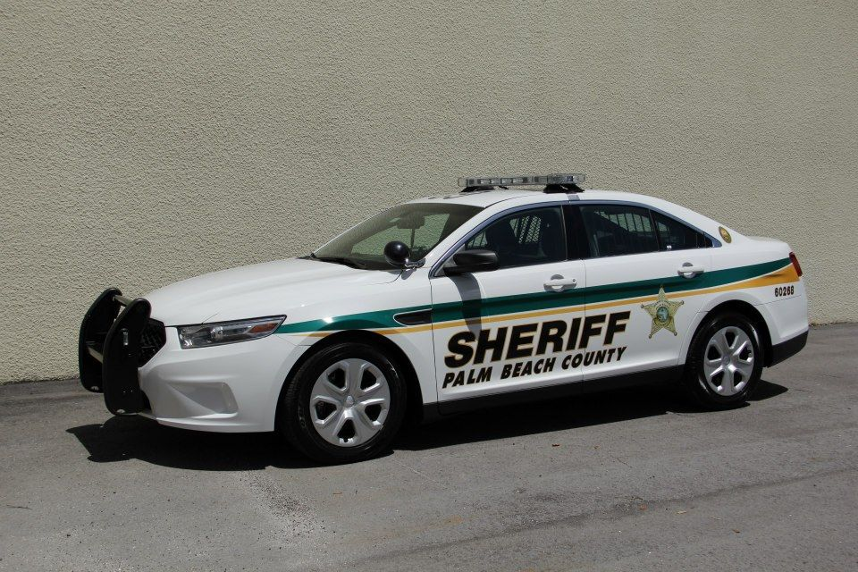 Florida, Palm Beach County Sheriff, Ford Police