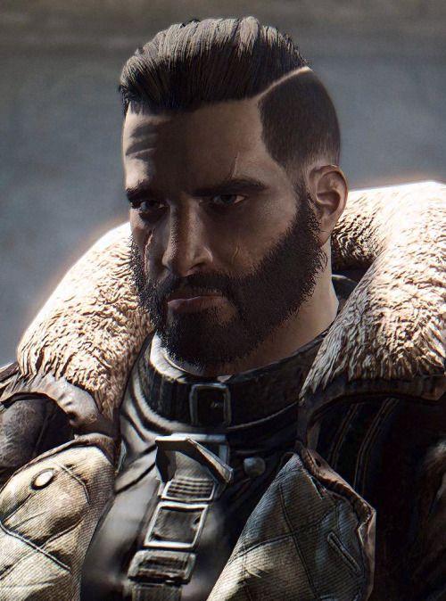 33+ Fallout 4 elder maxson haircut inspirations