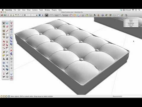 Creating Complex Curved Surfaces In Sketchup Sketchup Show 65