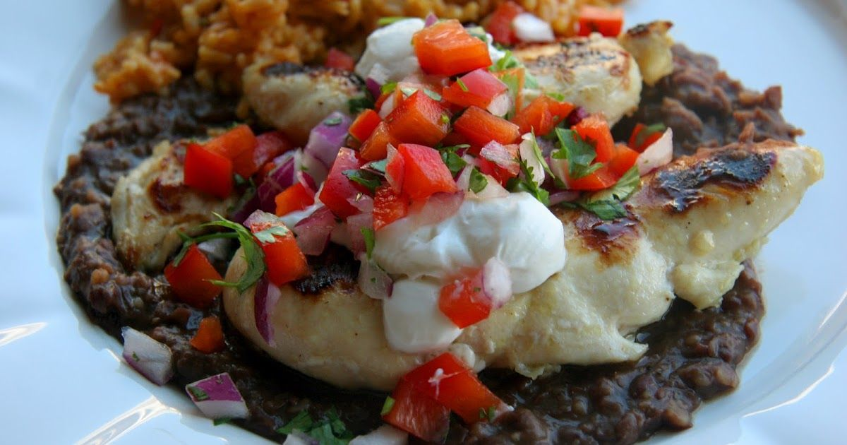 "Please make this chicken dish! It has become one of my new favorite recipes. I found it in my cookbook called ""Tuxedos to Tailgates"" it is t..."