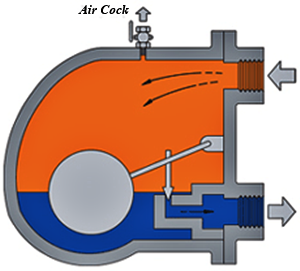 Steam Trap Assembly For Process Piping Steam Engineering Steam