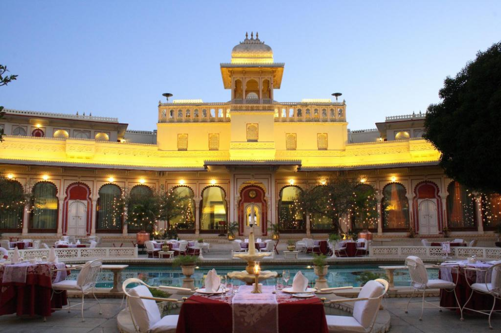 Shiv Niwas Palace by HRH Group of Hotels in Udaipur Room