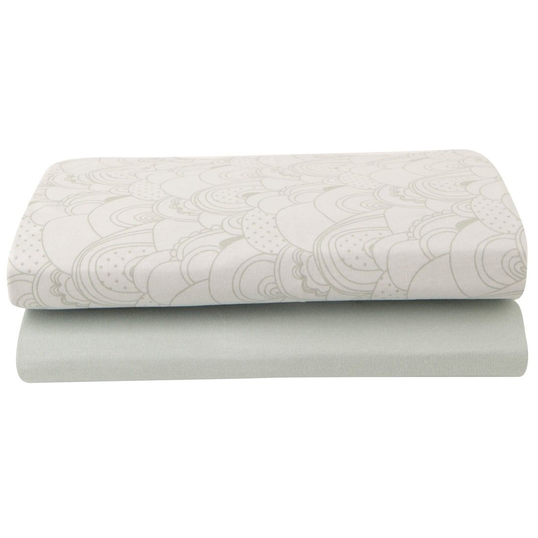 Love Mae Cot Fitted Sheet Set - Sleeping in the Clouds