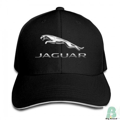 Jaguar Logo Adjustable Unisex Funny Sport Hat Snapback Mens Hats Fashion Baseball Hats Women Accessories Hats