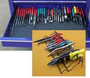 pin tool drawer box drawers organizer toolbox husky organizers liners