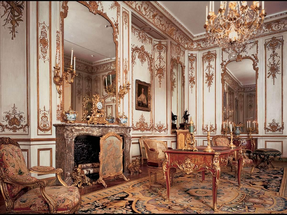 English Baroque Rooms