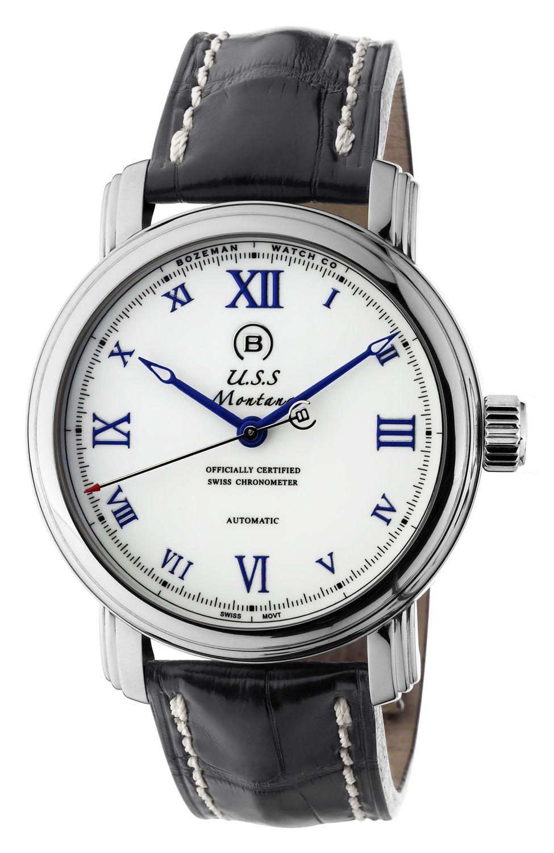 Bozeman Uss Montana Edition Stock Watch Watch Companies Watches