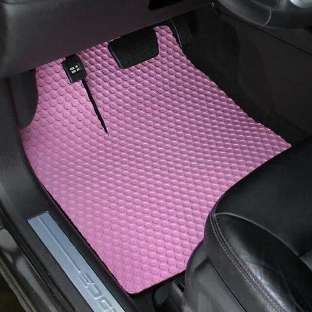 Pink Car Floor Mat (With Images)